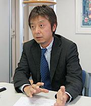 取締役 道明輝彦さん