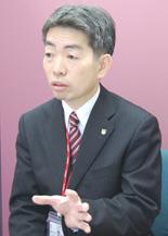 金田 章さん