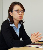 佐藤恵美さん