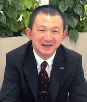 秋葉 勇さん